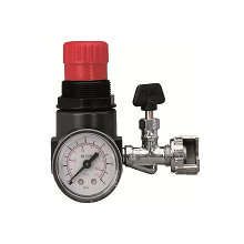 [공식수입]탑건/Asturomec<br>MANOMETER AND AIR <br>COMPRESSED ACCESSORIES<br>Model: MICRO PRESSURE REDUCER <br>코드: Ref.61000