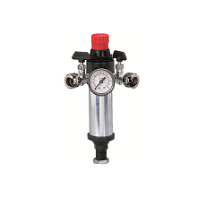 [공식수입]탑건/Asturomec<br>MANOMETER AND AIR <br>COMPRESSED ACCESSORIES<br>Model: PRESSURE REDUCER <br>코드: Ref.61001