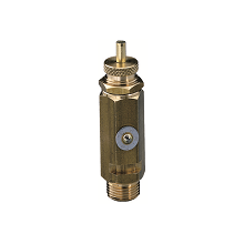 [공식수입]탑건/Asturomec<br>MANOMETER AND AIR <br>COMPRESSED ACCESSORIES<br>Model: SAFETY VALVE <br>코드: Ref.61050